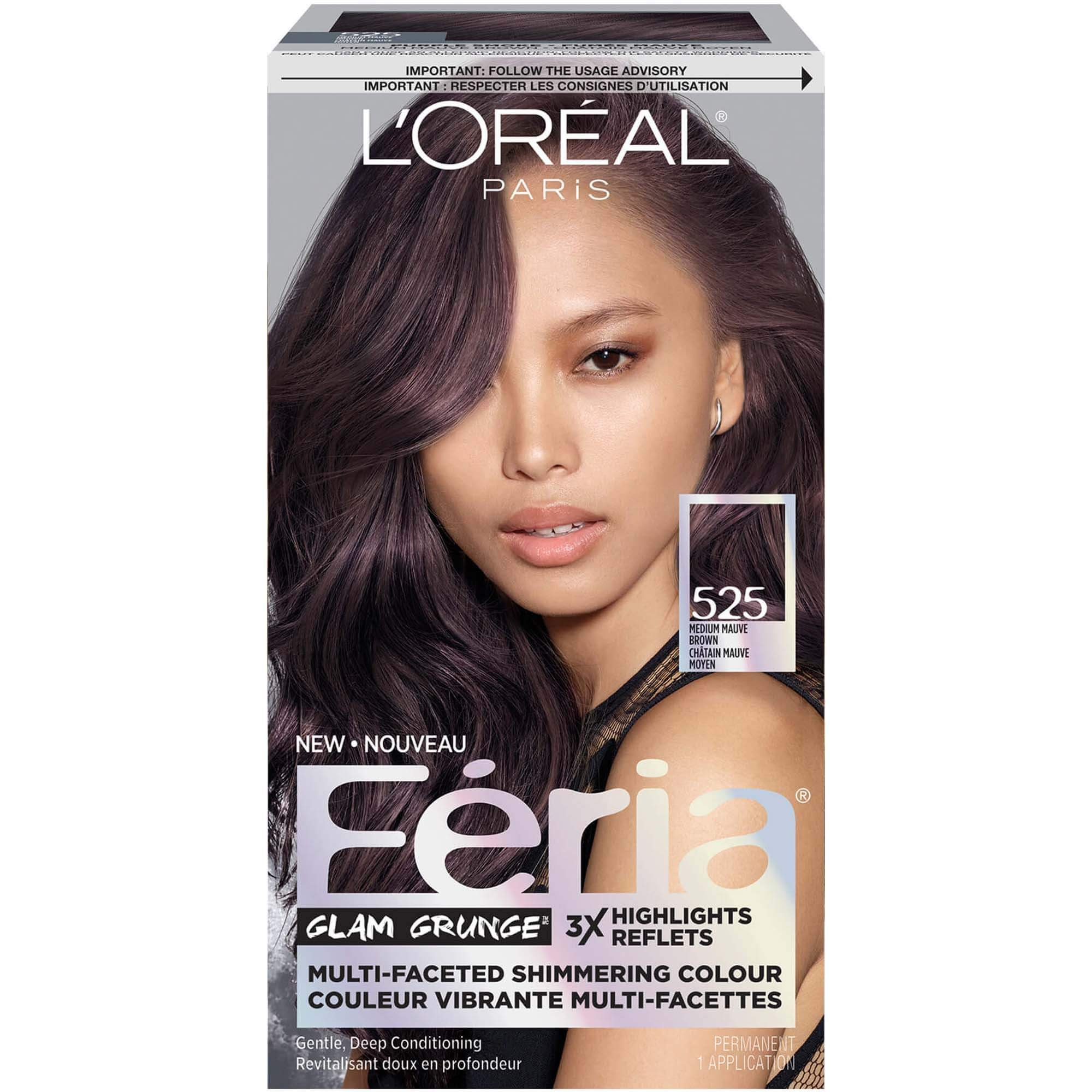 Amazon.com : L'Oréal Paris Feria Multi-Faceted Shimmering ...
