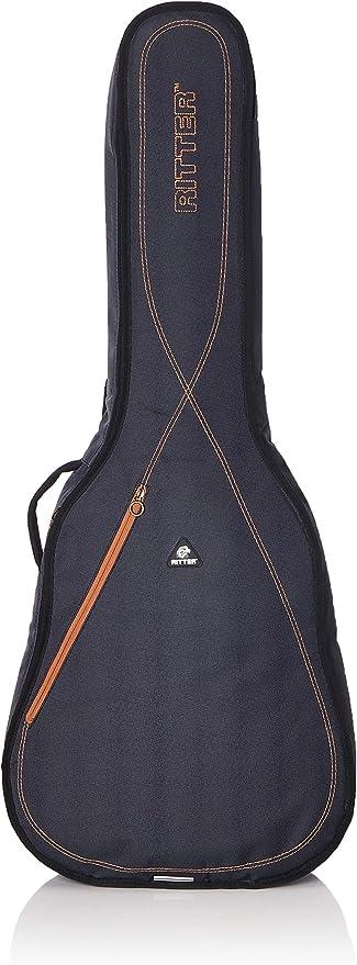Ritter RGS3-D ACUS - Funda/estuche para guitarra acustica-clasica ...