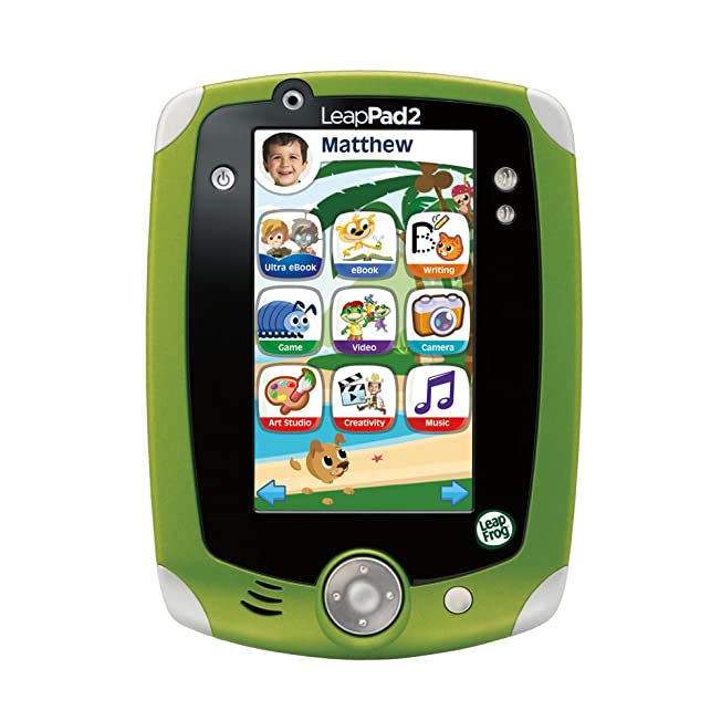 LeapFrog LeapPad2 Explorer Kids' Learning Tablet - World Tech toys