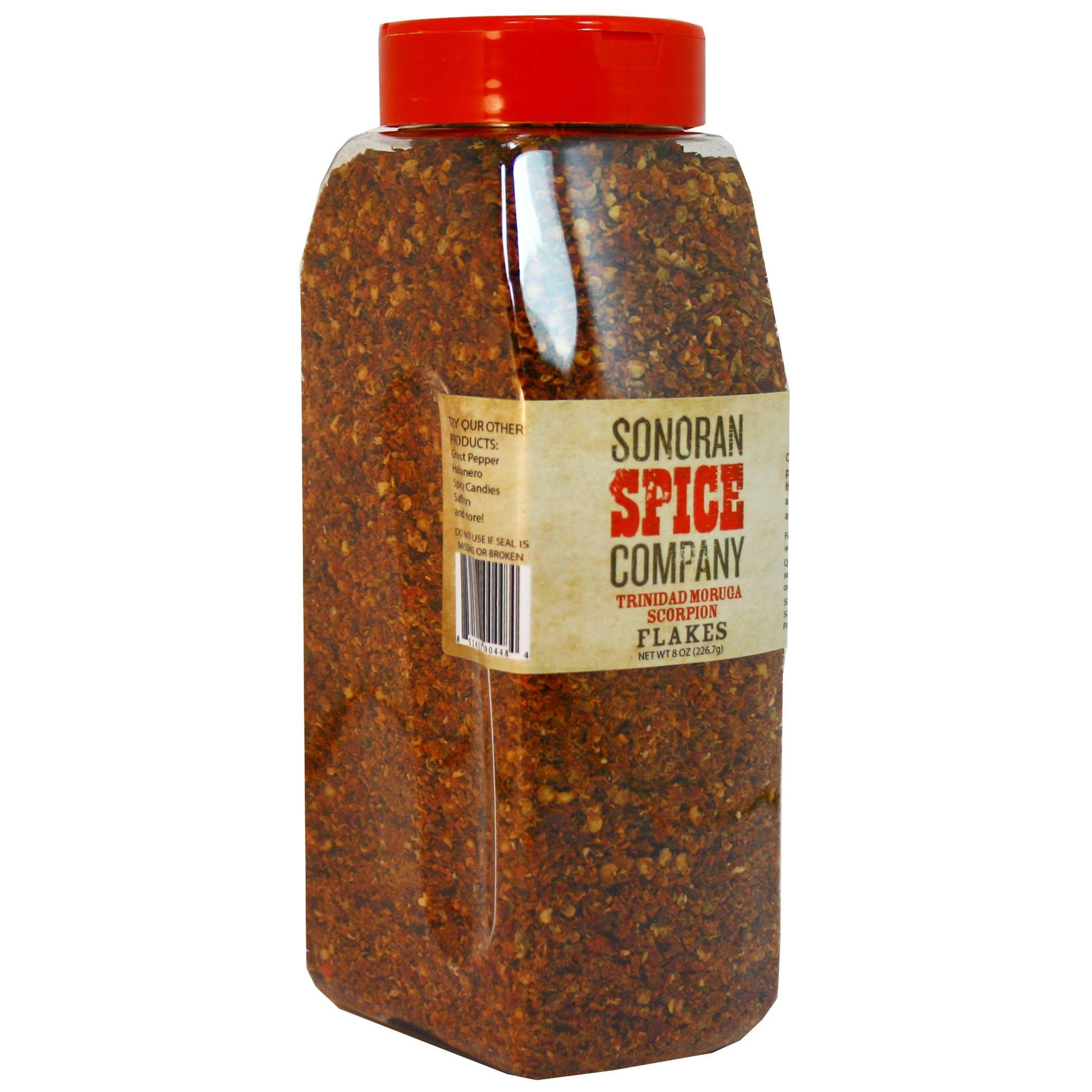 Trinidad Scorpion Flakes (8 Oz)