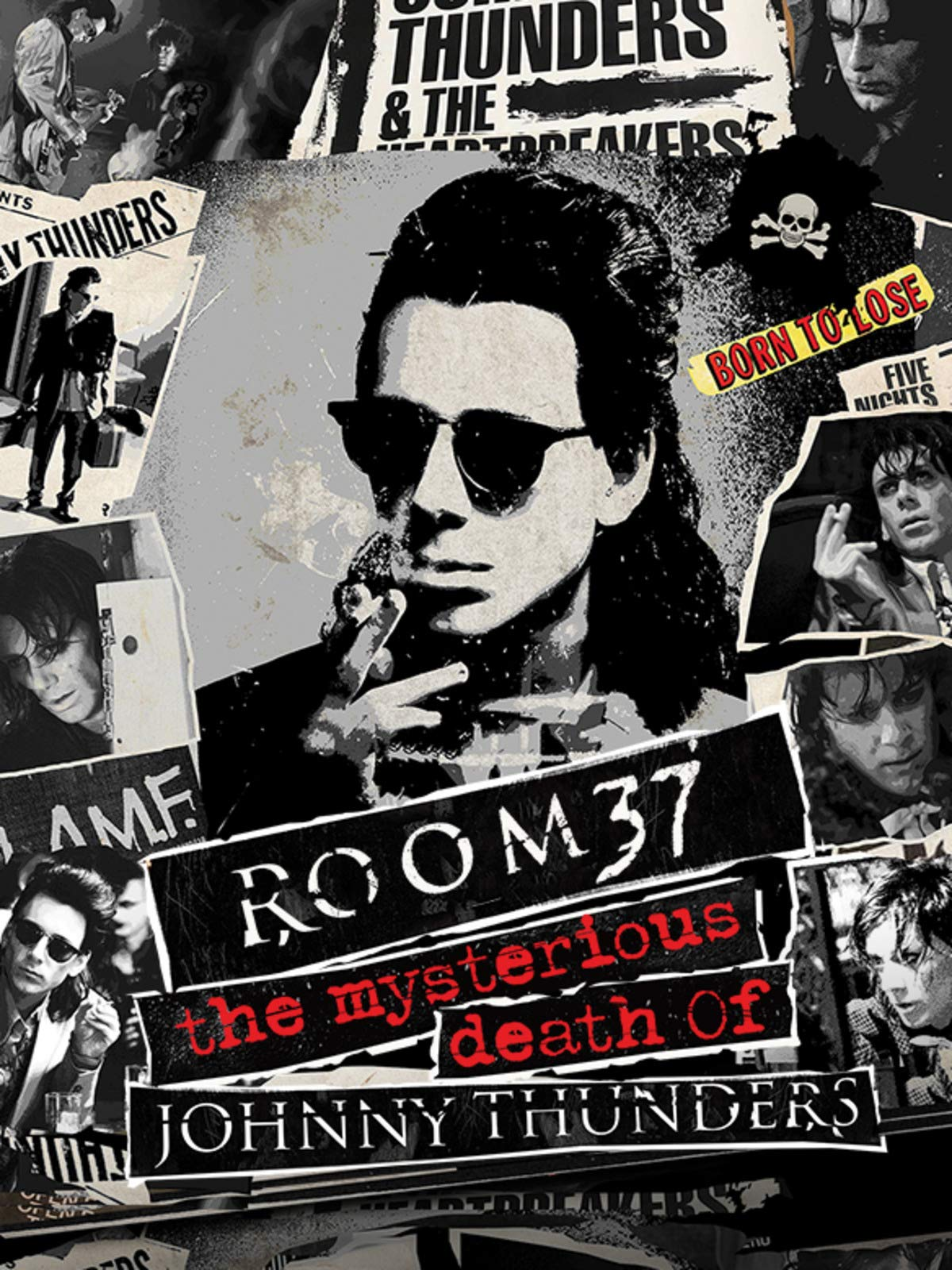 Room 37 - The Mysterious Death of Johnny Thunders on Amazon Prime Video UK
