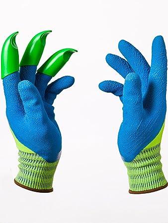 Amazoncom Garden Genie Honey Badger garden gloves all womens