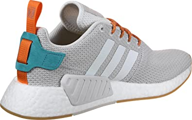 6f585ec3626a9 adidas Originals NMD R2 Summer Sneaker CQ3080 Crystal White Gr. 40 2 3 (UK