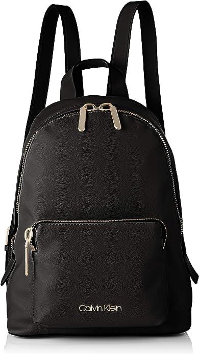 Calvin Klein Jeans Drive Backpack, Sacs à dos femme, Noir