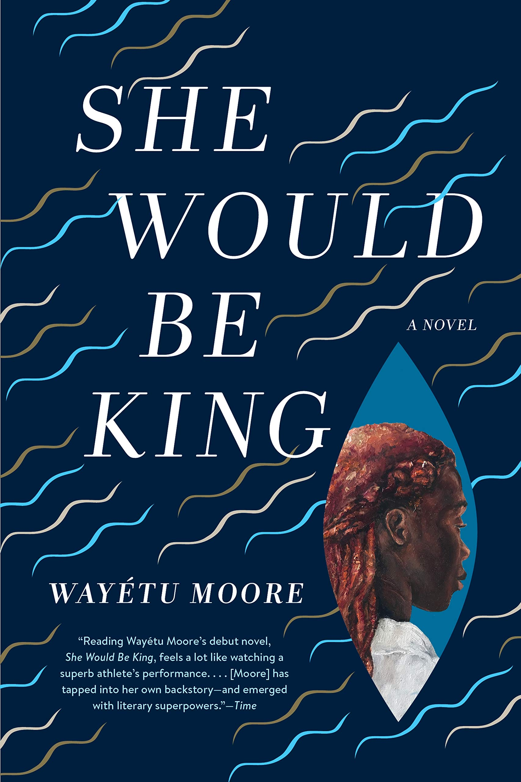 She Would Be King A Novel Books African American diablos ch