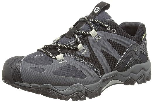 Merrell Grassbow Sport GORE-TEX Walking Shoes - AW16 - 7 - Black