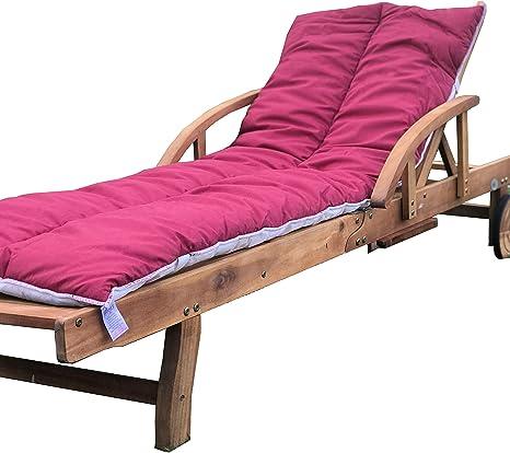 Tessuto Per Sedie A Sdraio.Lancashire Cuscino Di Sostituzione Con Fasce Elastiche Per Sedia A