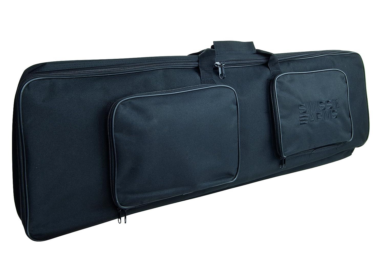 Swiss Arms - Bolsa para transporte de armas, color negro, 201815