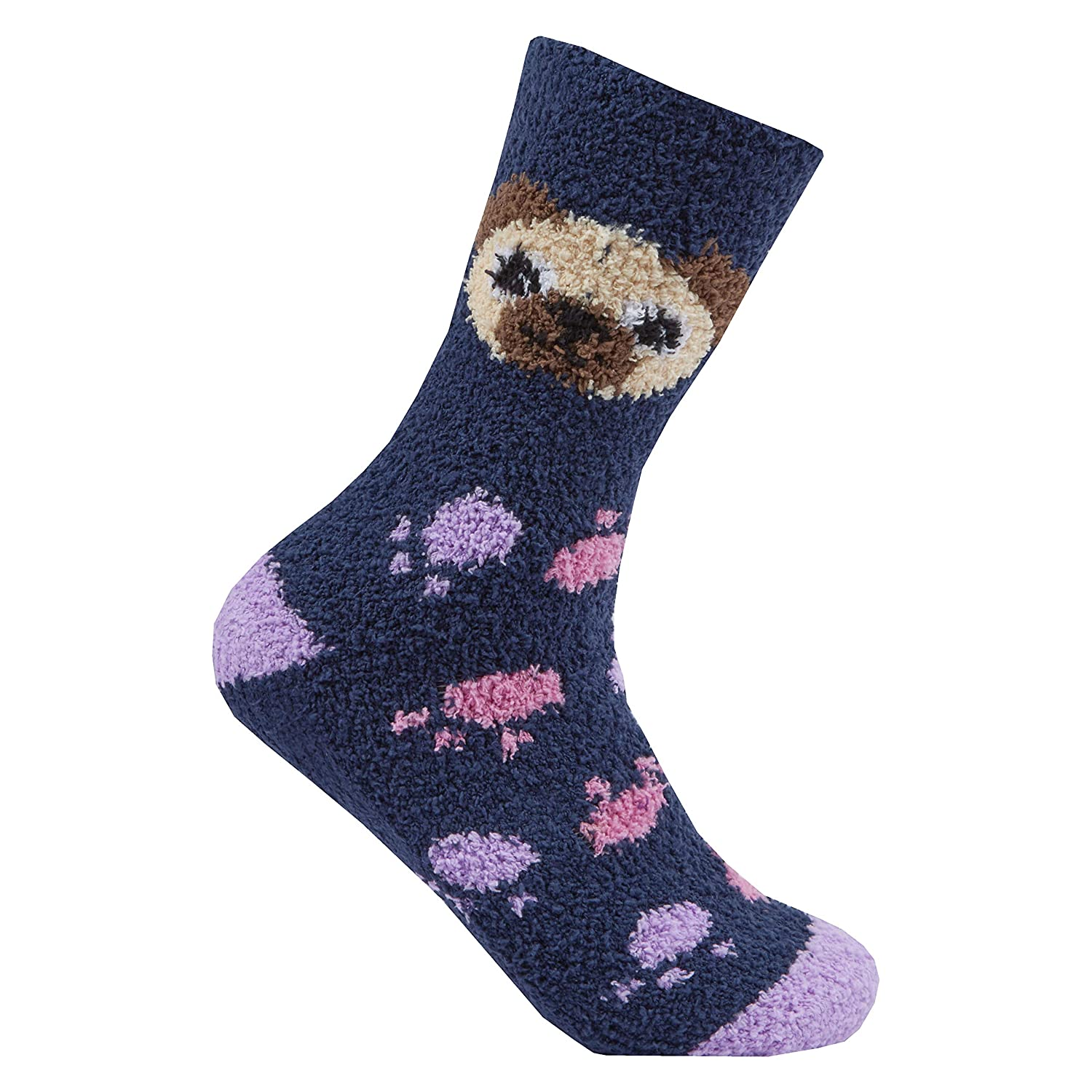 Forever Dreaming Ladies Cosy Slipper Socks