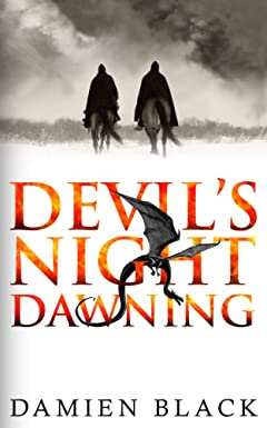 Devil\'s Night Dawning: A Gritty Dark Fantasy Epic (The Broken Stone Chronicle Book 1)