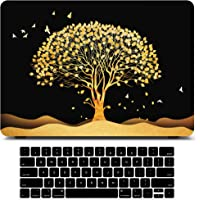 AKIT Compatible with MacBook Air 13 Inch Case 2020 2021 2019 2018 Release A2337 M1 A2179 A1932 Touch ID Retina Display…