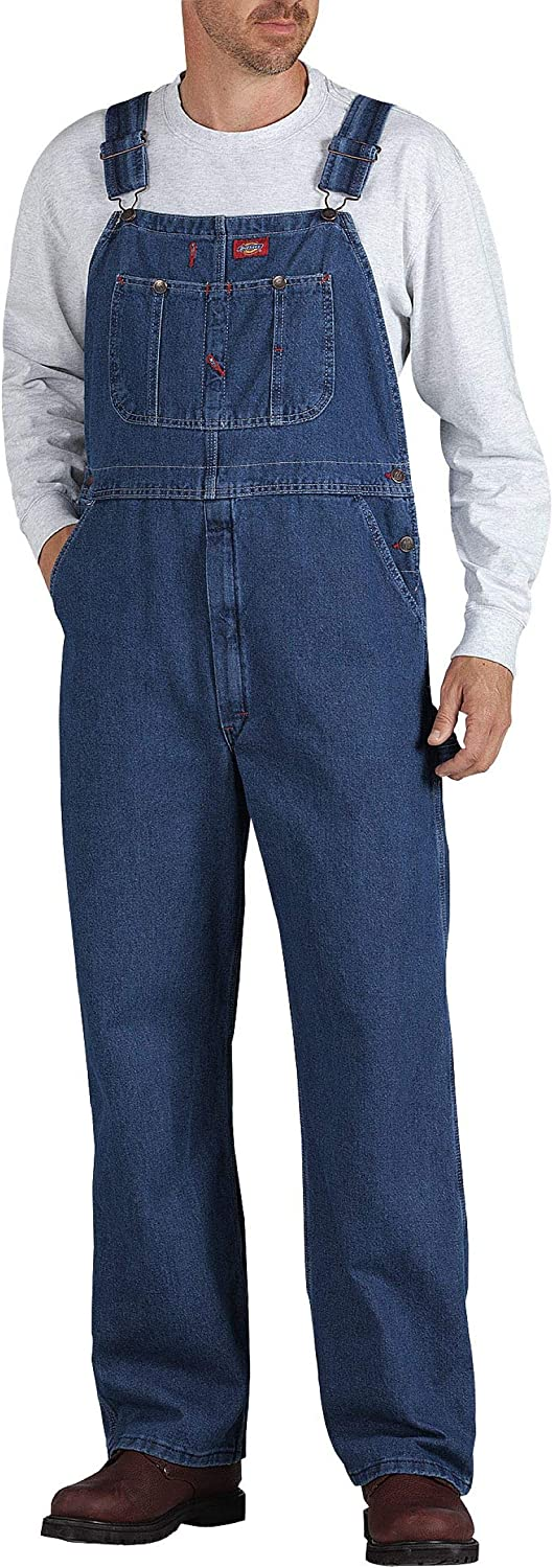 Dickies Men's Bib Overall: Clothing