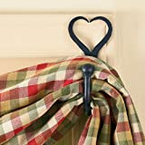 Split Heart Curtain Hook By Park Designs