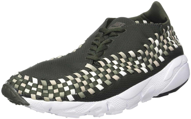 Nike Herren Air Footscape Woven Nm Gymnastikschuhe, Grün (Sequoia lt lt lt Orewood BRN sail Weiß), 45 EU d601b6