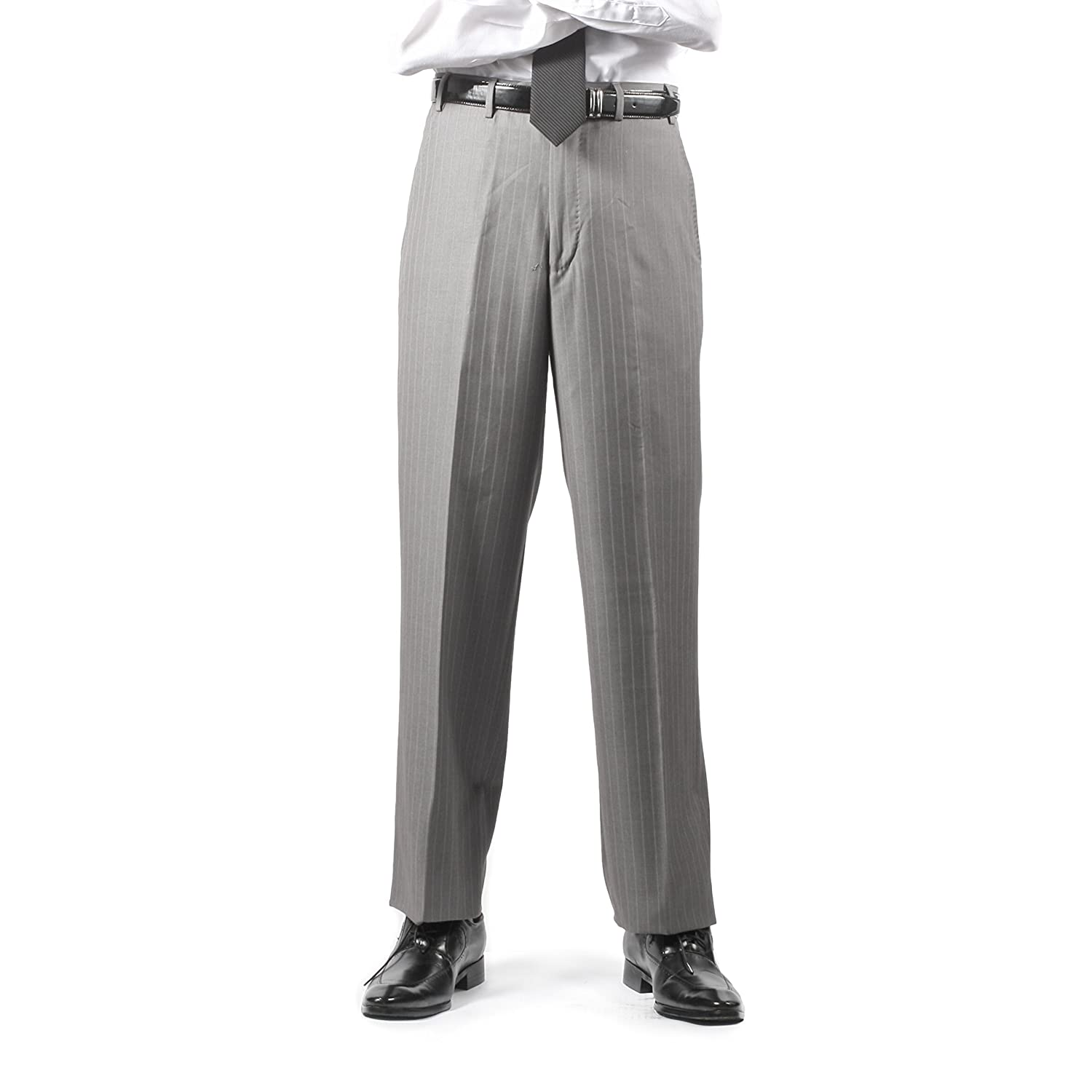 1920s Style Men's Pants & Plus Four Knickers  Regular Fit Business Dress Pants  AT vintagedancer.com