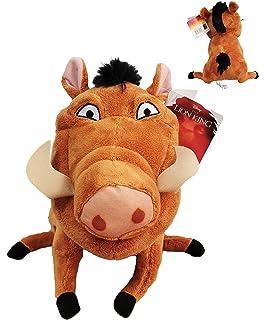 Joy Toy - Peluche Pumba El Rey León Disney 15 cm: Amazon.es ...