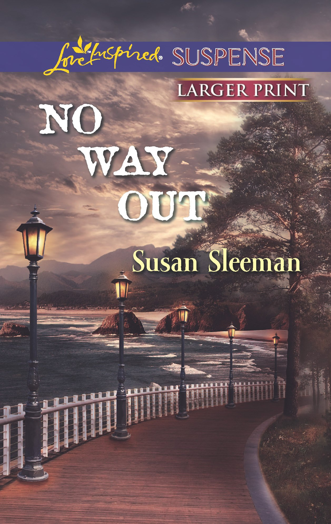 No Way Out (The Justice Agency) ebook