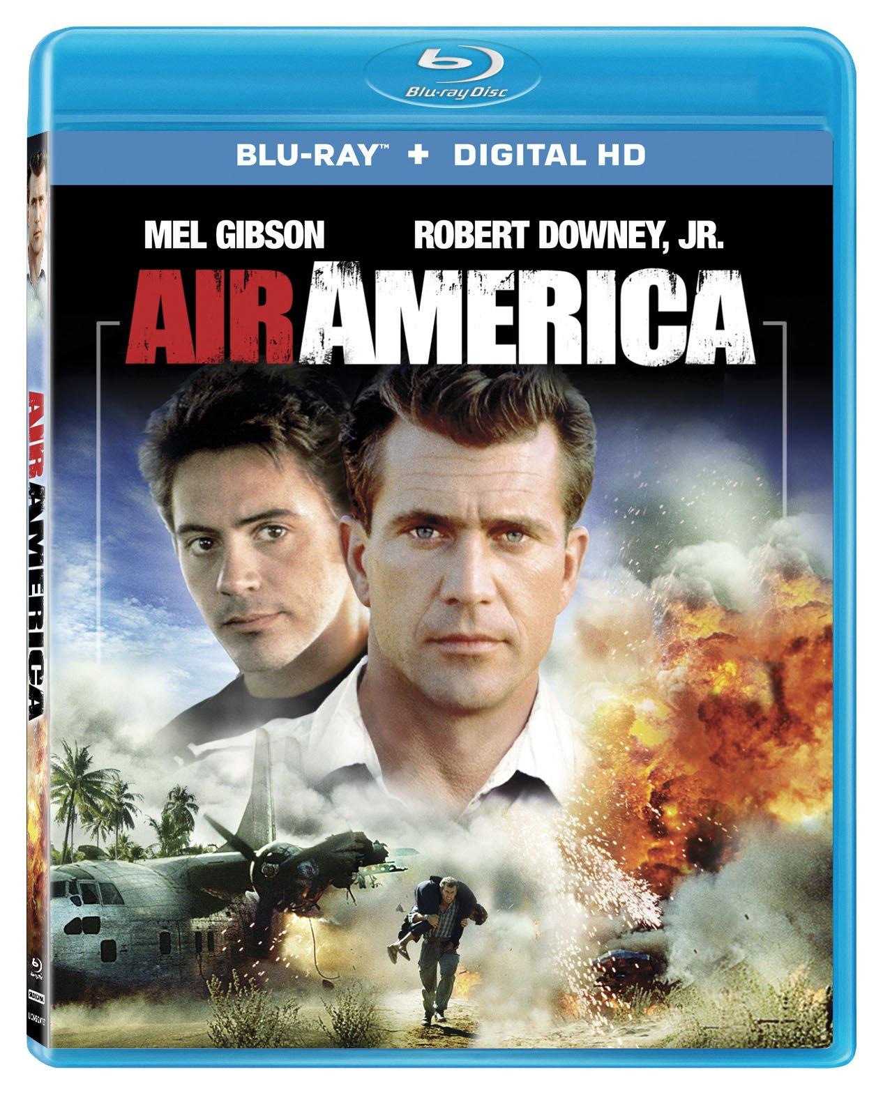 Blu-ray : Air America (Blu-ray)