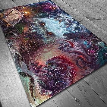 Tapete de Neopreno 150x90 cm - PRIMIGENIO: Amazon.es ...