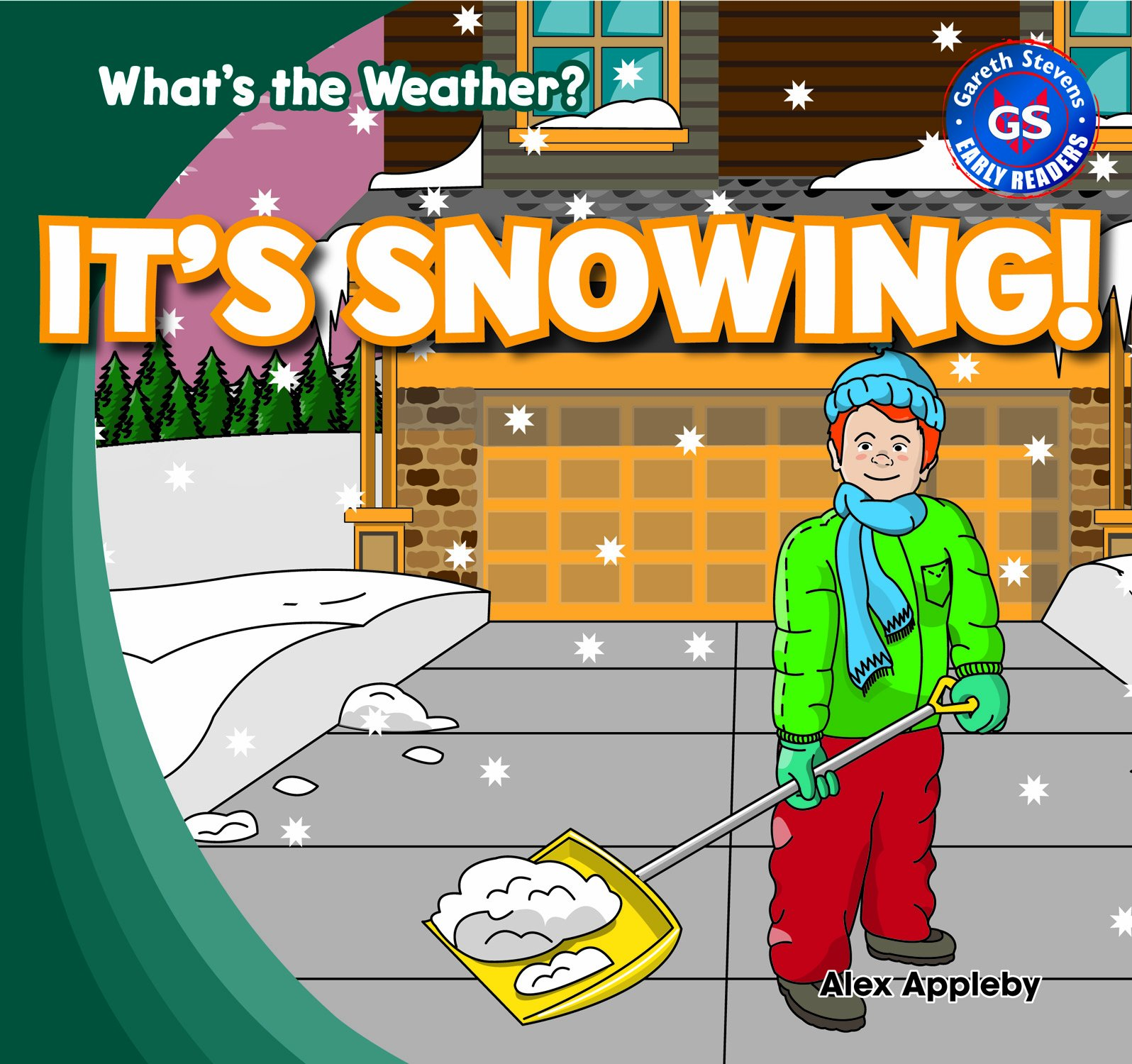 It's Snowing! (What's the Weather?) PDF