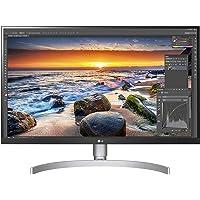 LG 27UK850-W Ecran PC 27'' UHD -3840x2160-Dalle IPS - 5ms (350Cd-sRGB 99% - HDMI 2.0 x 2 -DisplayPort 1.2 x 1- USB type C)