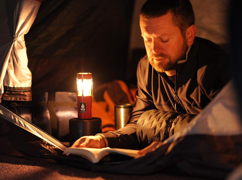 UCO Anodized Original Candle Lantern Kit Renewed
