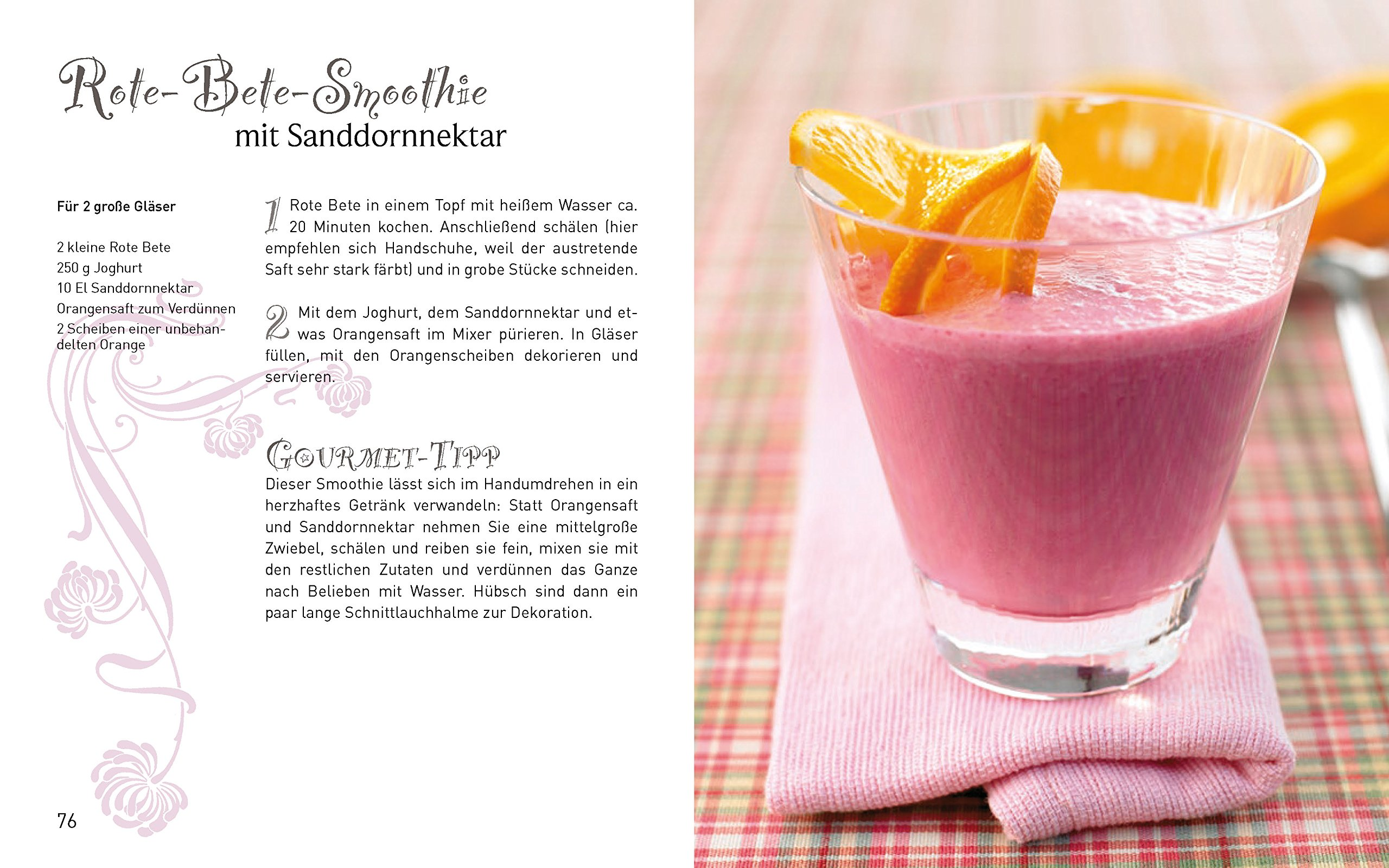 Smoothies und Powershakes Gebundenes Buch – 1. Februar 2015 Nina ...