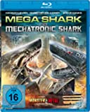 Mega Shark vs. Mechatronic Shark [Blu-ray]