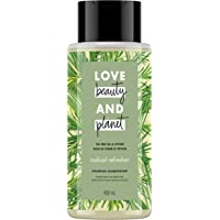 Love Beauty And Planet Tea Tree Oil and Vetiver Radical Refresher Shampoo, 400ml