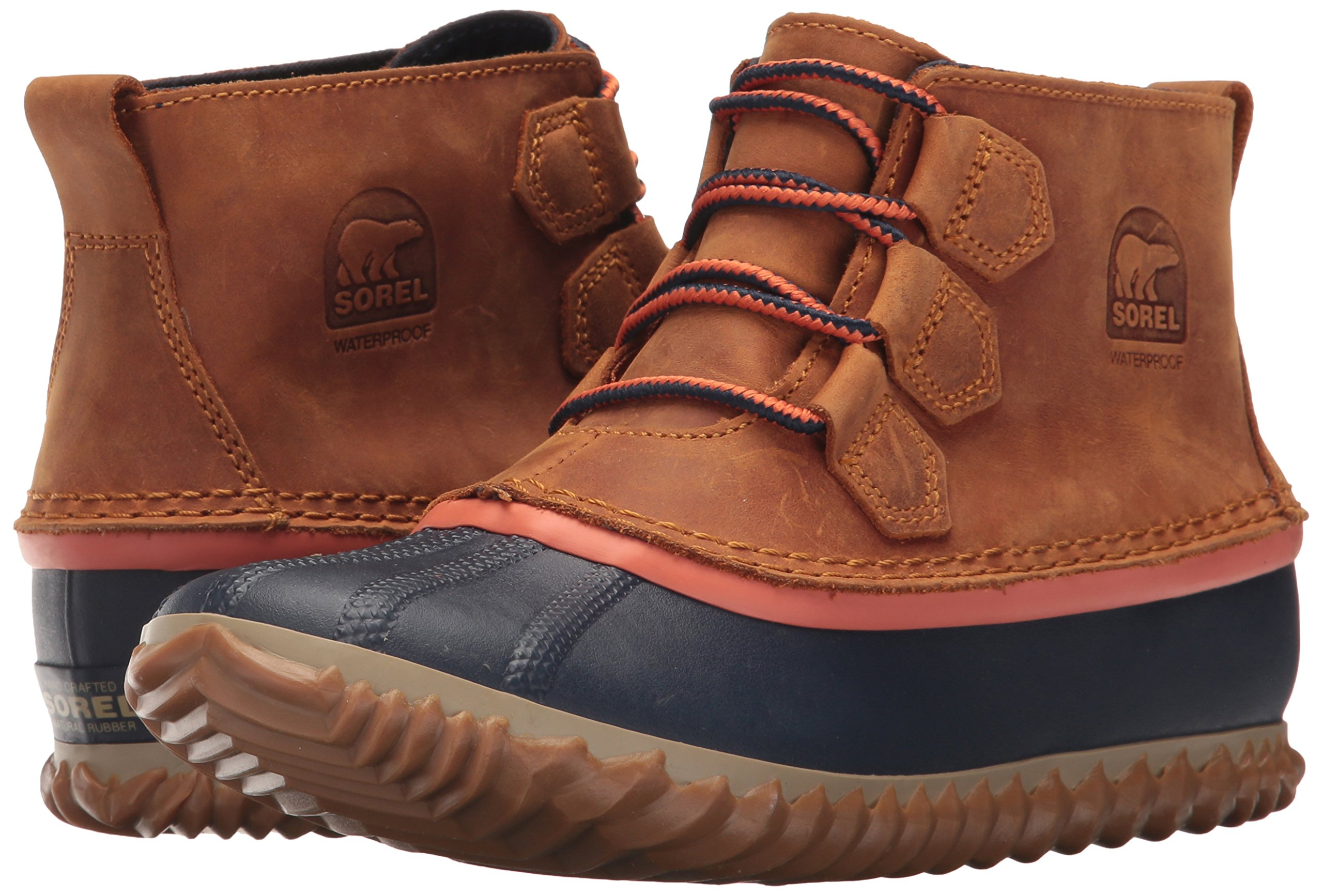 Sorel Women's Out N About Snow Boot, Brown, 6 B US by SOREL (Image #6)
