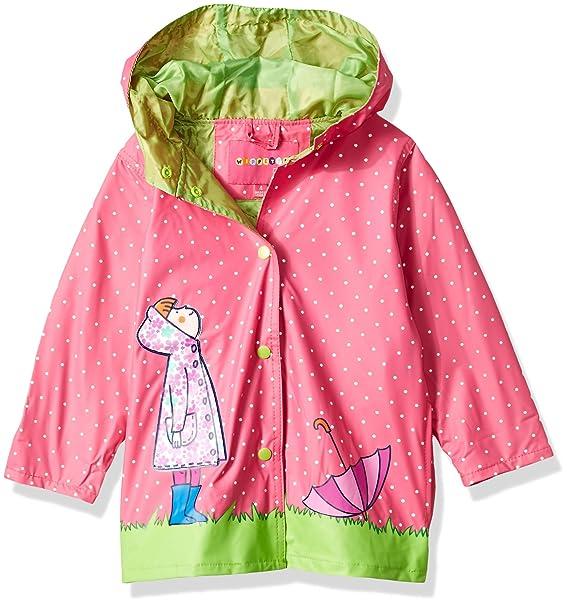 Amazon.com: Wippette Little Girls Lunares Chica con Paraguas ...