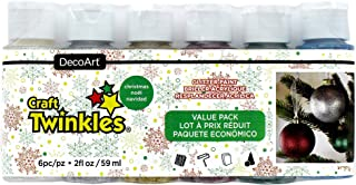 product image for Decoart Craft Twinkles VP Chtms 6pc