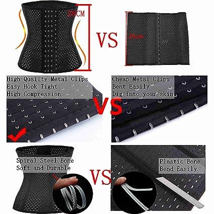 Amazon.com: GH2 waist cincher belt costume waist cincher belt plus size waist cincher belt hood waist cincher belt leather waist cincher vest waist cincher ...