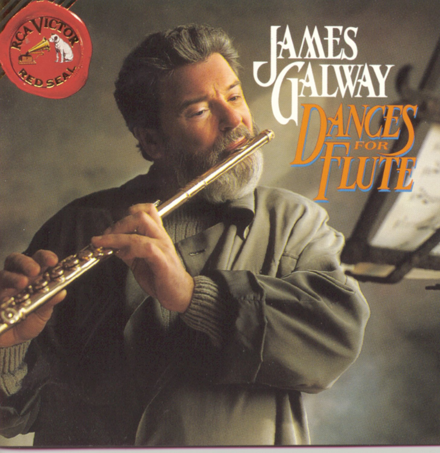 James Galway - Dances for Flute by SONY MASTERWORKS
