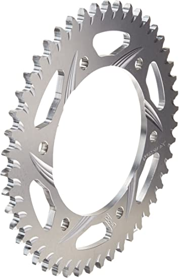 Vortex 526A-46 Silver 46-Tooth 520-Pitch Rear Sprocket
