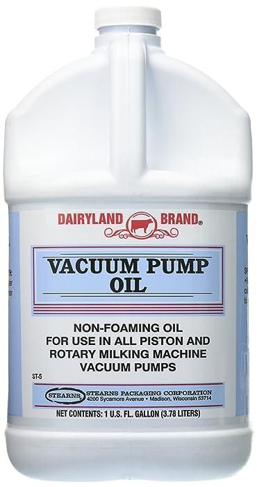 stearns packaging corporation st0005-db-pb70 Gallon, Vacuum Pump Oil