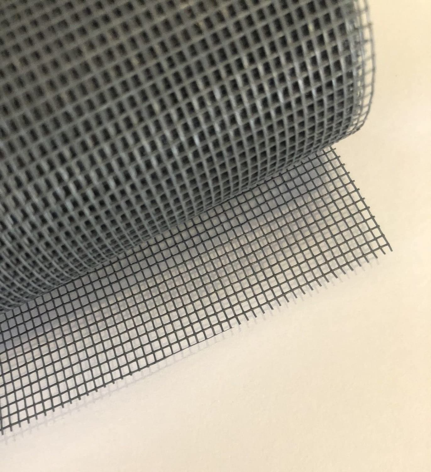 Quality Grey Fibreglass Screen Mesh Net Insect Fly Bug Mosquito