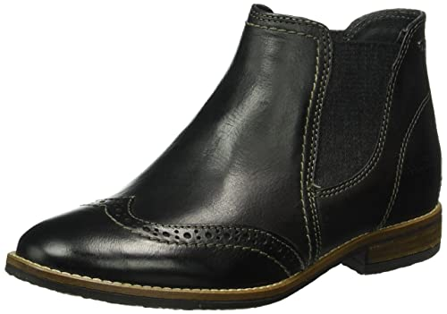 TOM TAILOR Damen 1692201 Chelsea Boots