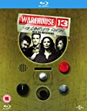 Warehouse 13: The Complete Series [Edizione: Regno Unito] [Blu-ray] [Import anglais]