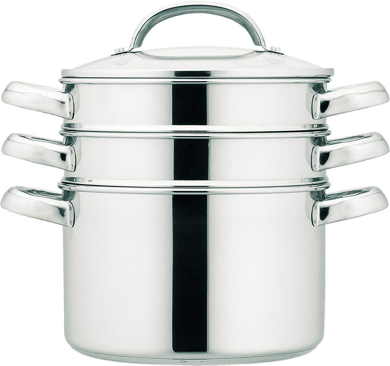 3 tier stainless steel steamer BPA free