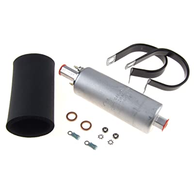 Walbro GSL392-400-939 Inline Fuel Pump 255LPH HIGH PRESSURE (Universal External Pump): Automotive