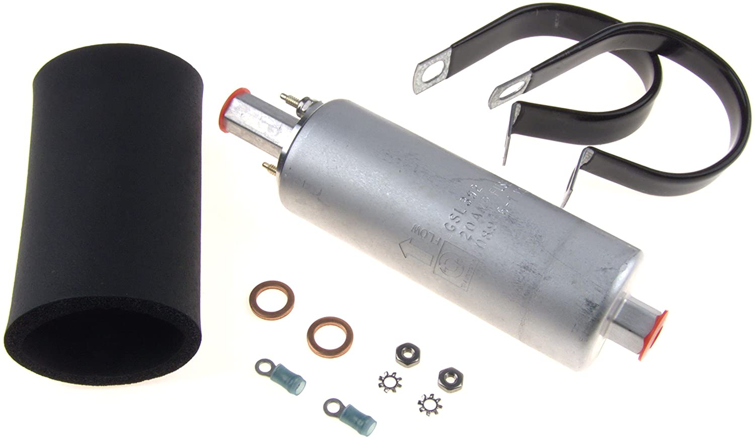 Universal 255lph HP Fuel Pump PLUS Filter Intank New