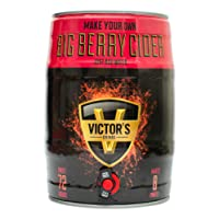 Victor's Drinks Big Berry Cider Make Your Own Barrel