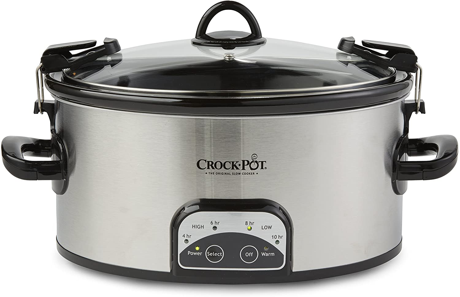 Crock-Pot SCCPVL605-S, 6 Qt, Stainless