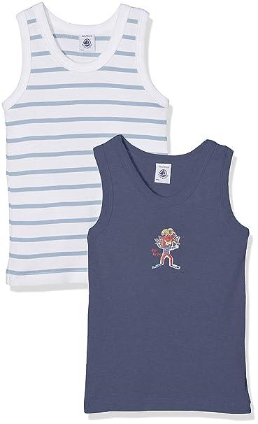 Petit Bateau 23836, Conjunto de Ropa Interior para Niños, (Special Lot 00)
