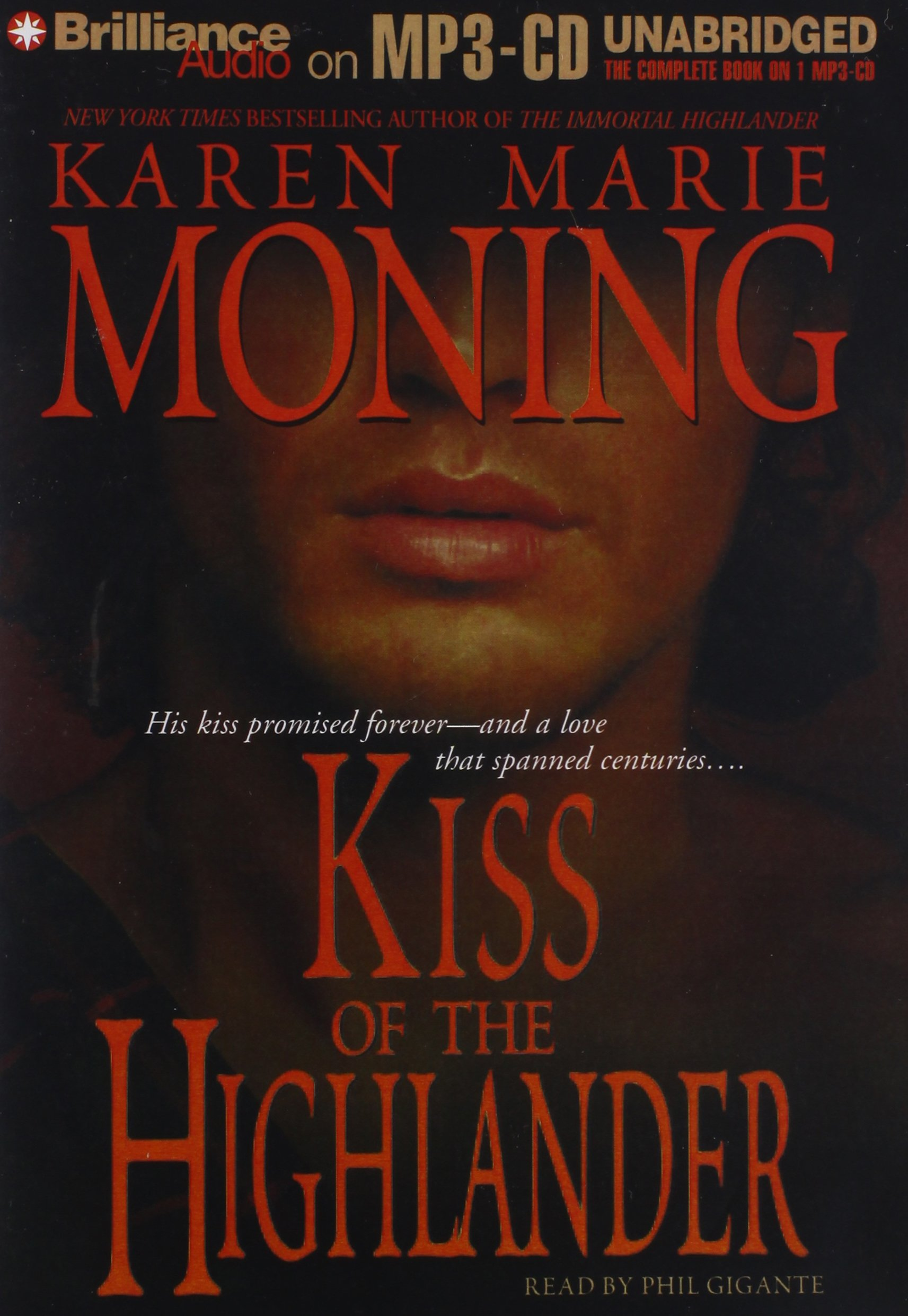 Kiss of the Highlander (Highlander Series) PDF