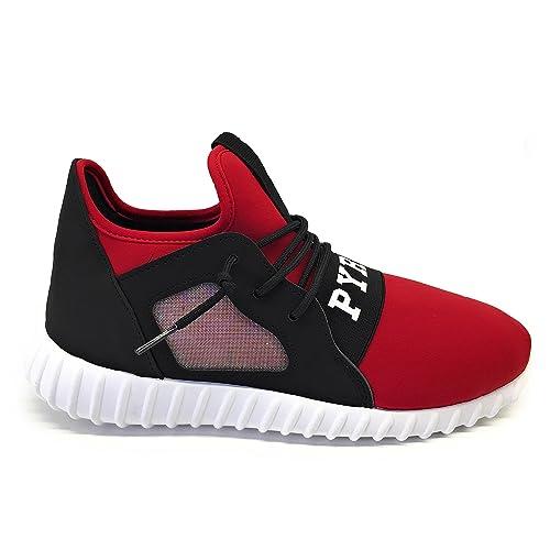 itScarpe Pyrex Rossonero E Uomo Py602245Amazon Sneakers Borse TKcuF1l3J5