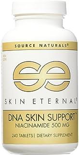Source Naturals - Piel eterna ADN piel apoyo niacinamida 500 mg. - 240Tabletas