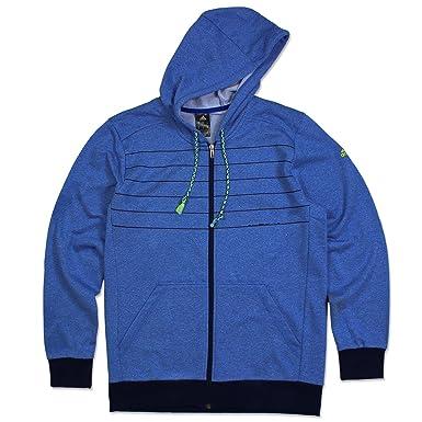 adidas ESS 3S Sweatjacke Full Zip Hoodie Trainingsjacke