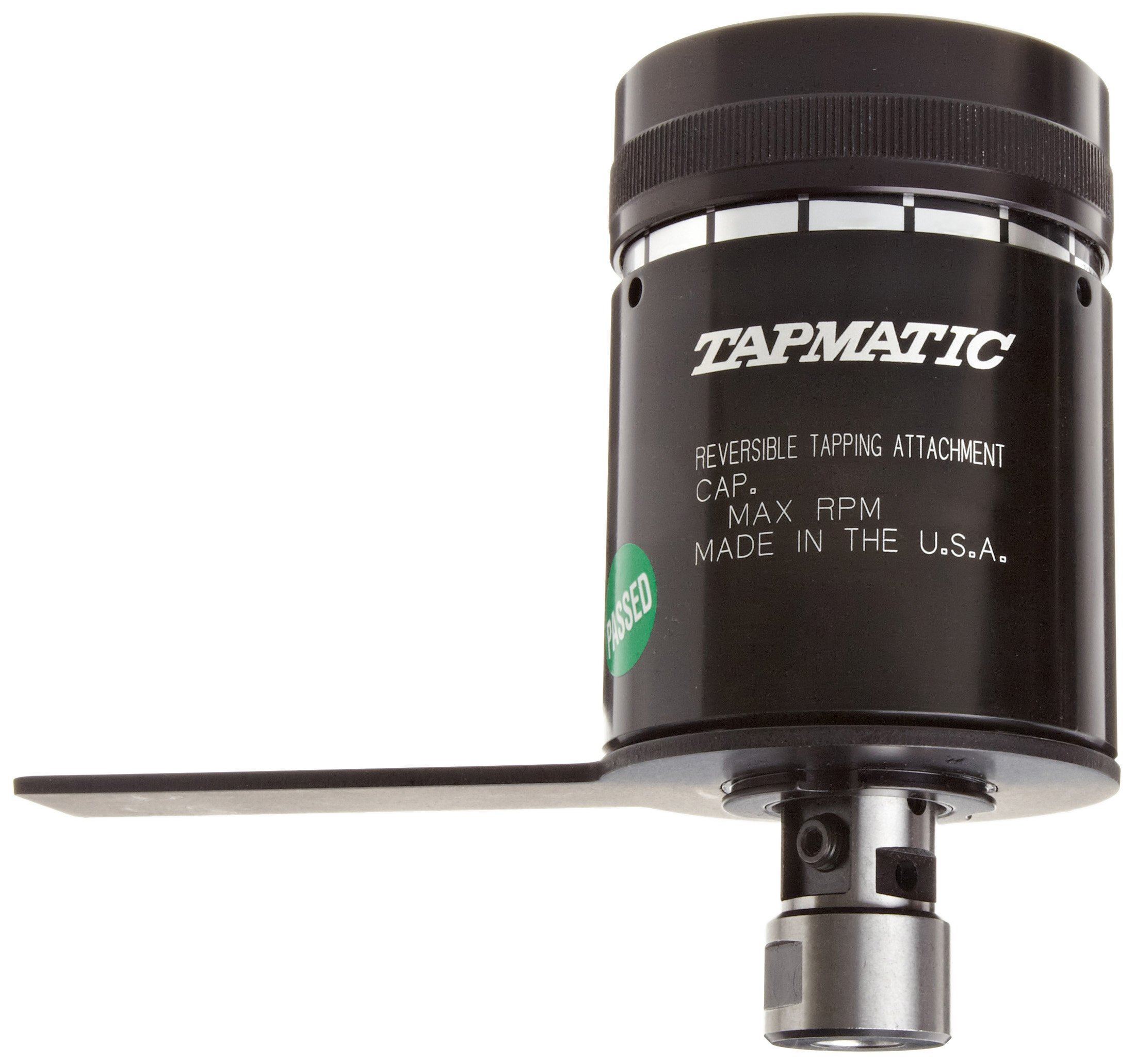 Tapmatic RX 50 Self-Reversing Tapping Head, 1/2''-20 Thread Mount, #6 - 1/2'' and M3-M12 Capacity